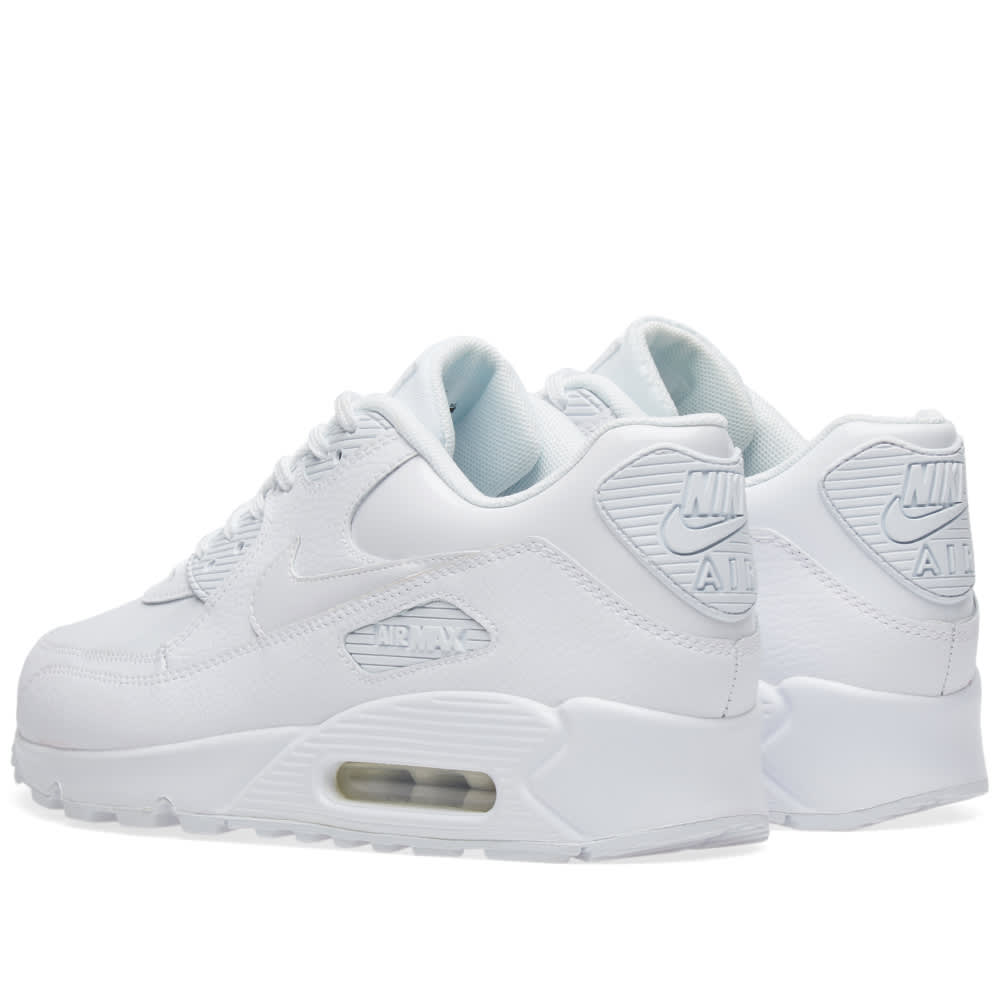 best loved df2b4 01120 Nike Air Max 90 Patent Leather W White   END.