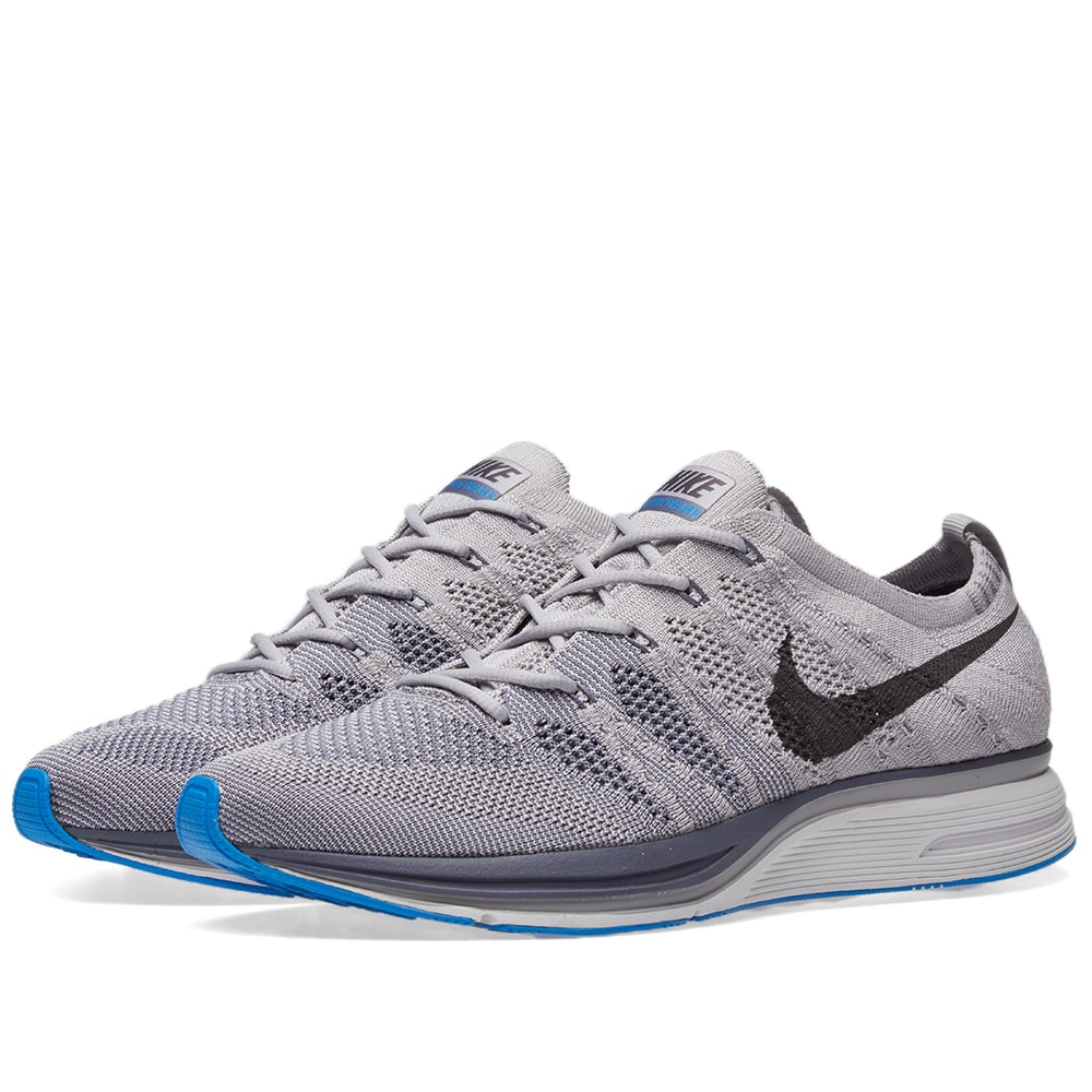 Nike Flyknit Trainer Atmosphere Grey | END.