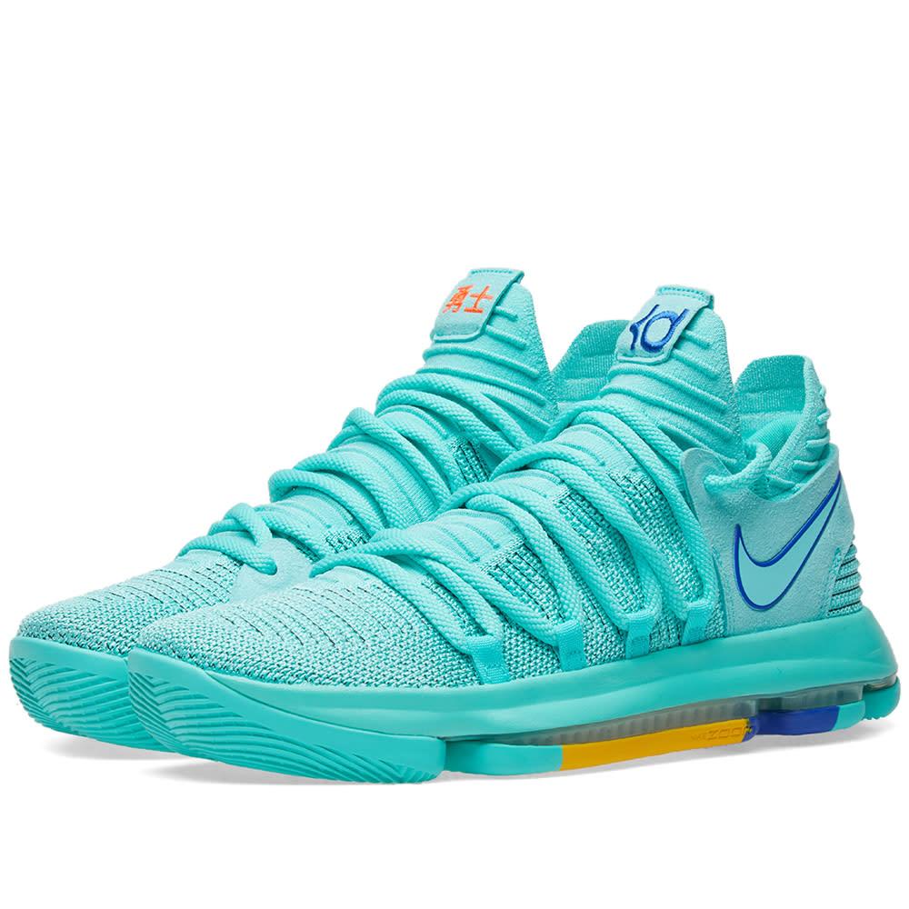 huge discount 8843b 600a3 Nike Zoom KD10