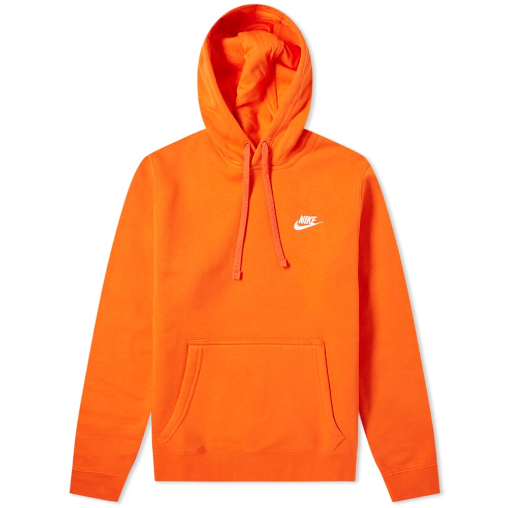running shoes sale retailer pretty cheap Nike Club Pullover Hoody