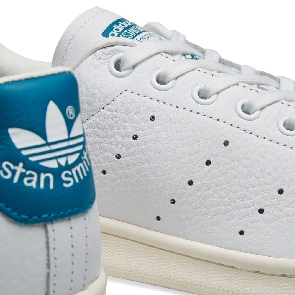 Adidas Stan Smith W White, Teal \u0026 Off