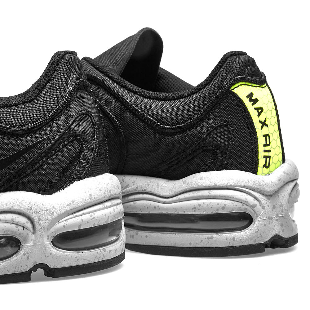 promo code 2552f 5285d Nike Air Max Tailwind IV SP Black, White   Volt   END.