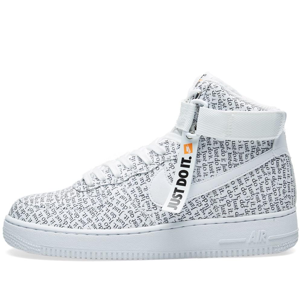 Nike Air Force 1 Hi LX W