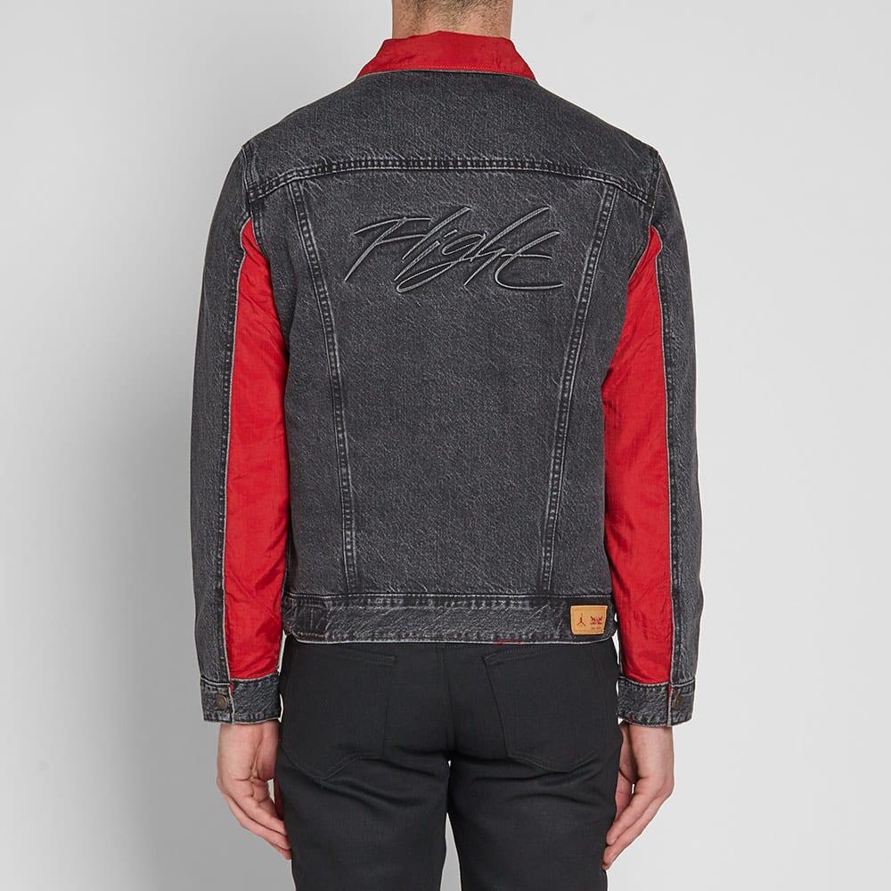 levi's x nike trucker jacket