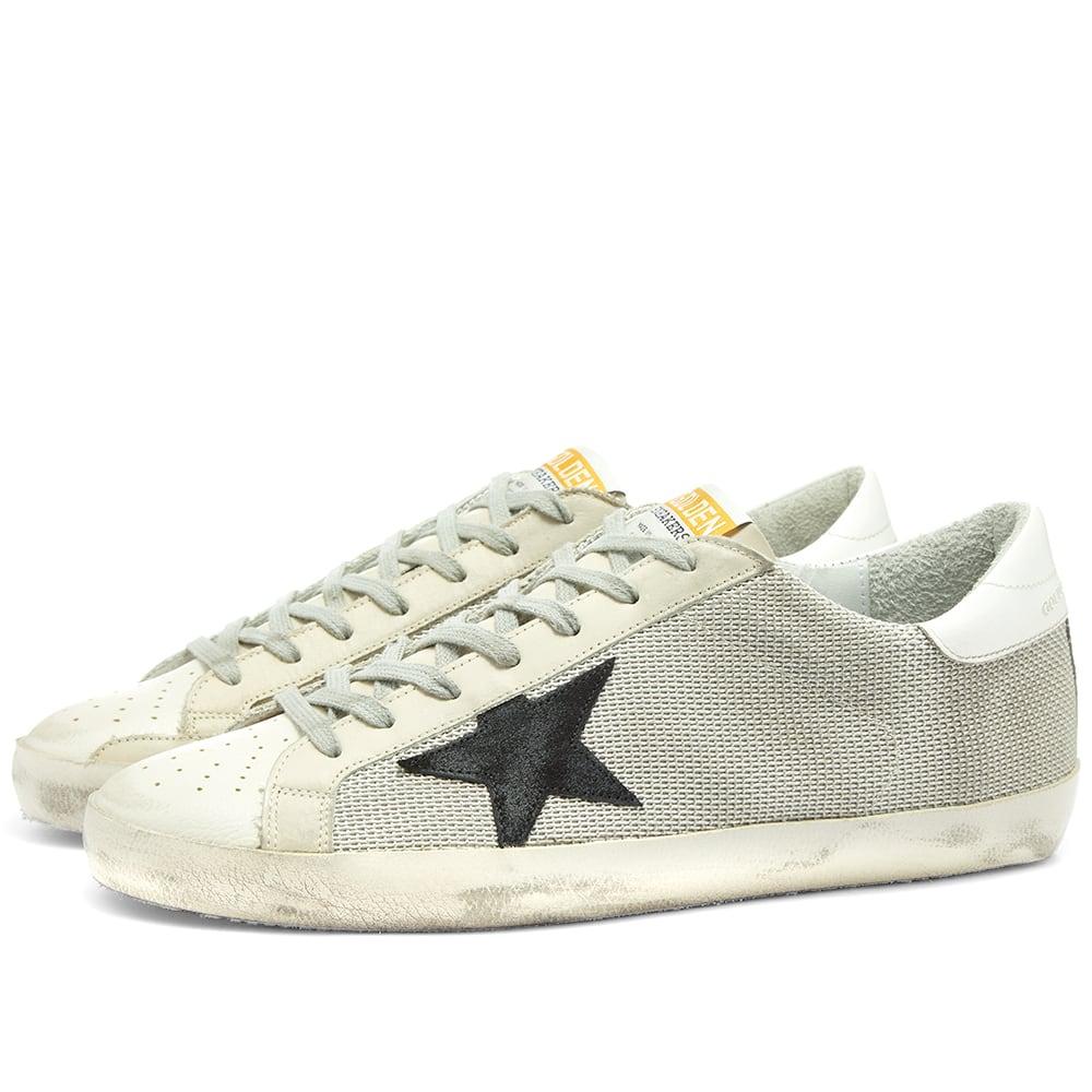 Golden Goose Superstar Mesh Sneaker