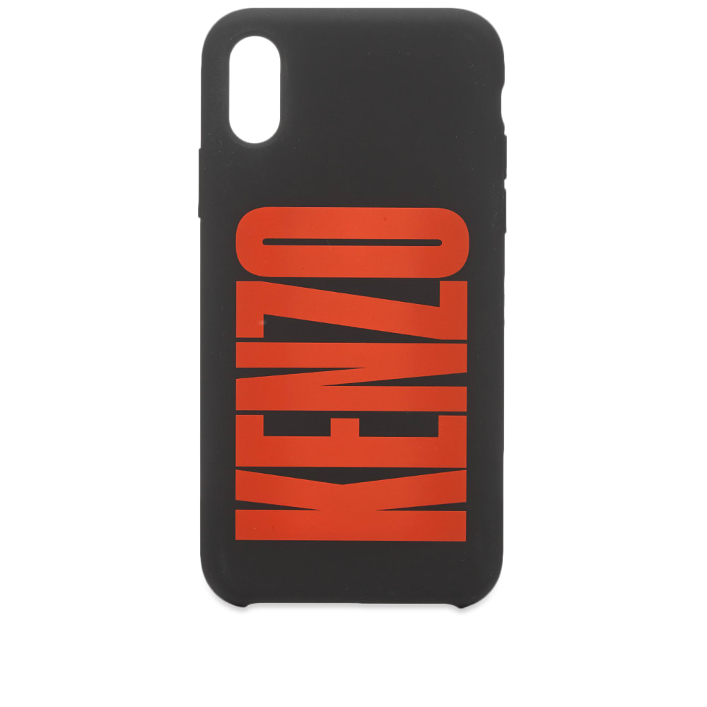 880177ae13 Kenzo Iphone X/XS Silic Logo Case
