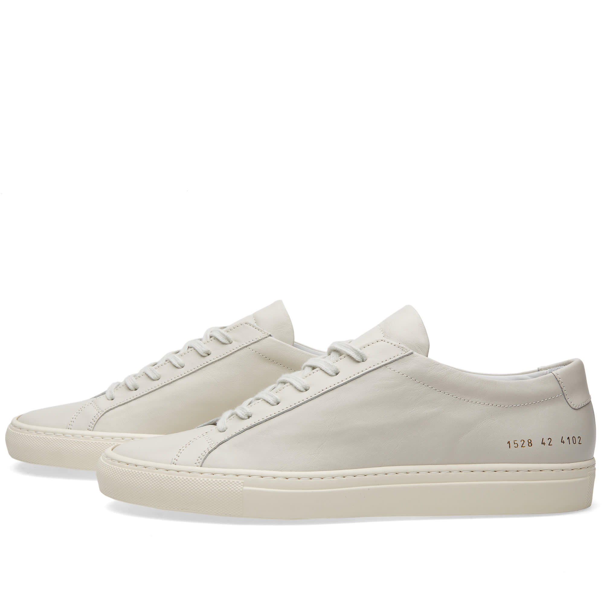 common projects original achilles low off white. Black Bedroom Furniture Sets. Home Design Ideas