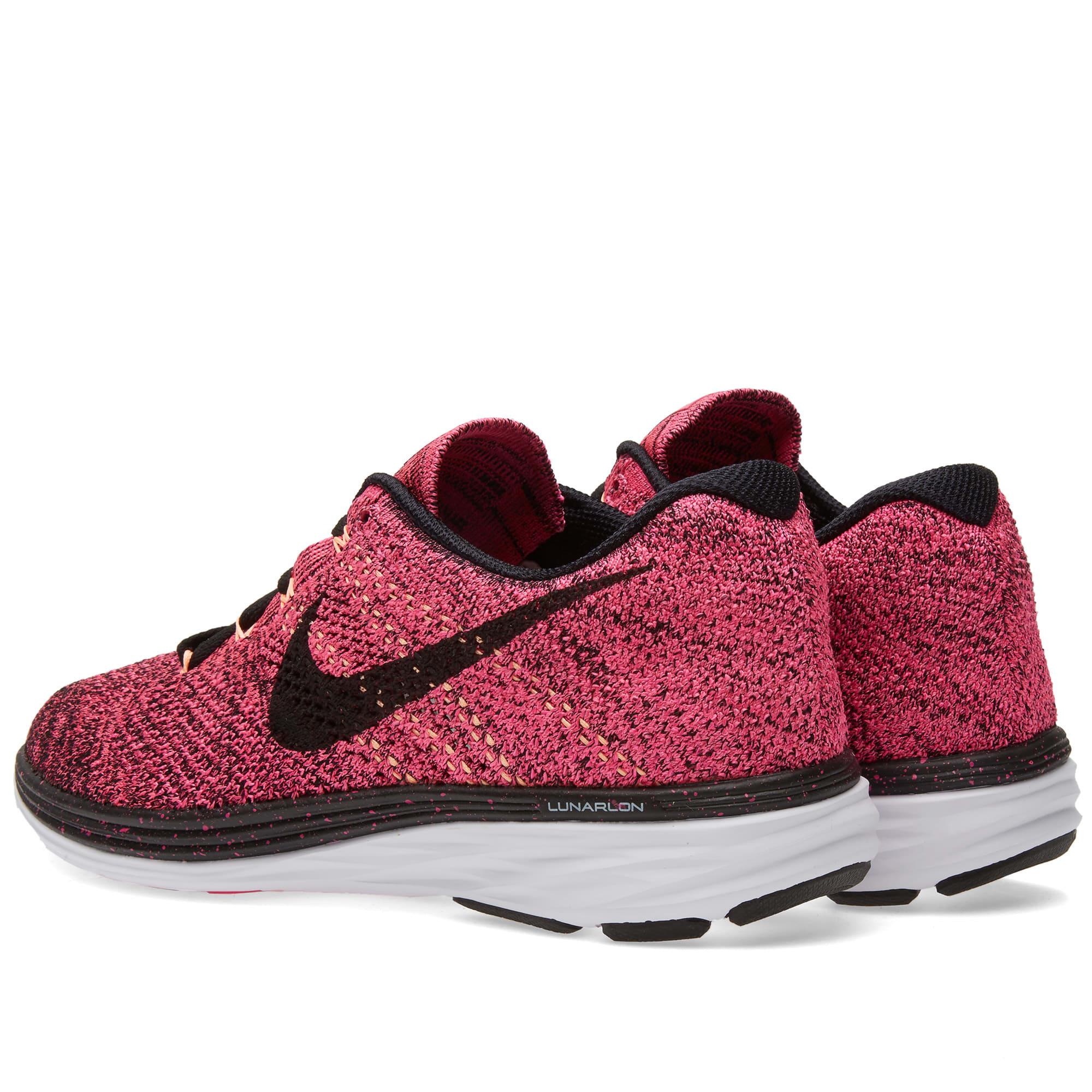 online retailer 648d2 69ba7 Nike Flyknit Lunar 3