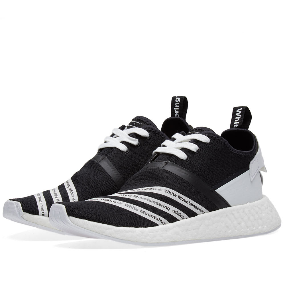 promo code 1684f a54ef Adidas x White Mountaineering NMD_R2 PK