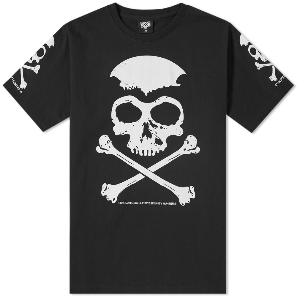 BOUNTY HUNTER 138 X SKULL TEE