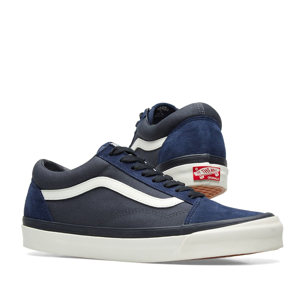 720f72fa6901ea Vans Vault x WTAPS OG Old Skool LX Dress Blue