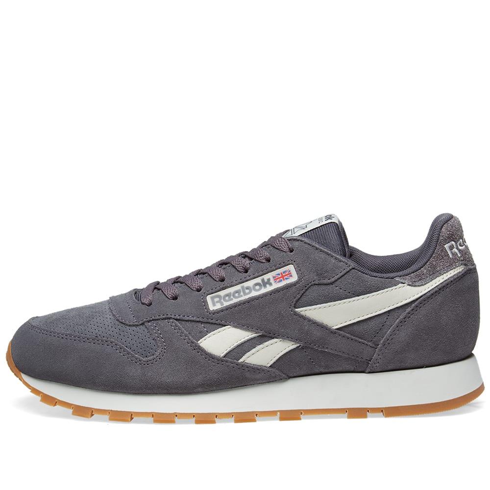 buy popular c0338 ce2e3 Reebok Classic Leather Suede  Pastels  Ash Grey, Chalk   Gum   END.