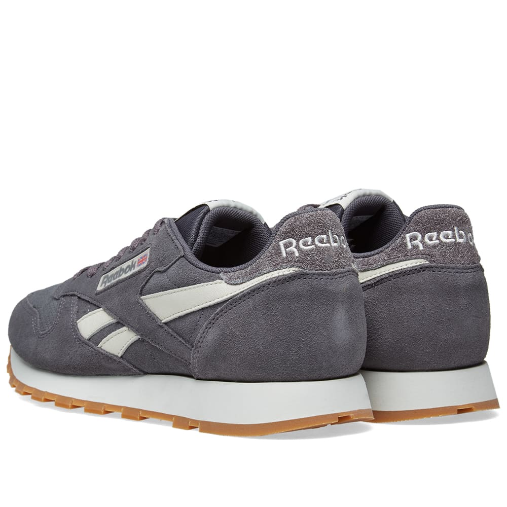762a7f577315b Reebok Classic Leather Suede  Pastels  Ash Grey