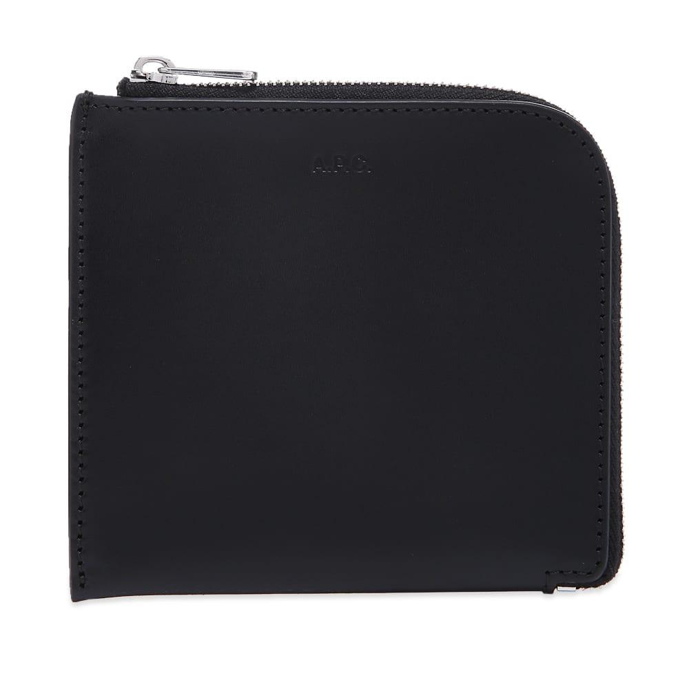 A.P.C. Aiko Compact Zip Wallet