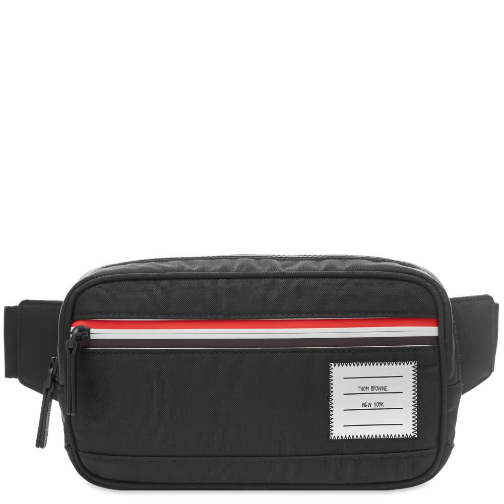 Thom Browne Thom Browne Tricolour Zip Waist Bag