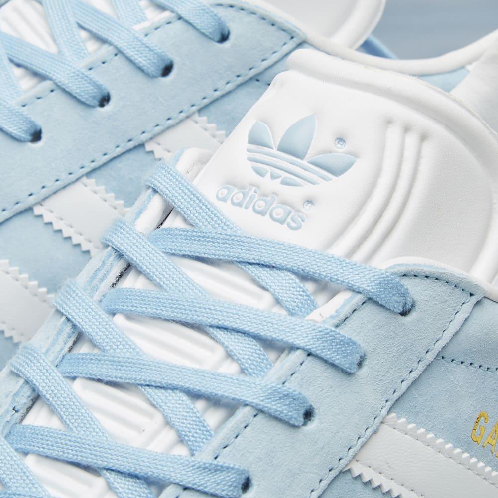 adidas gazelle clear sky