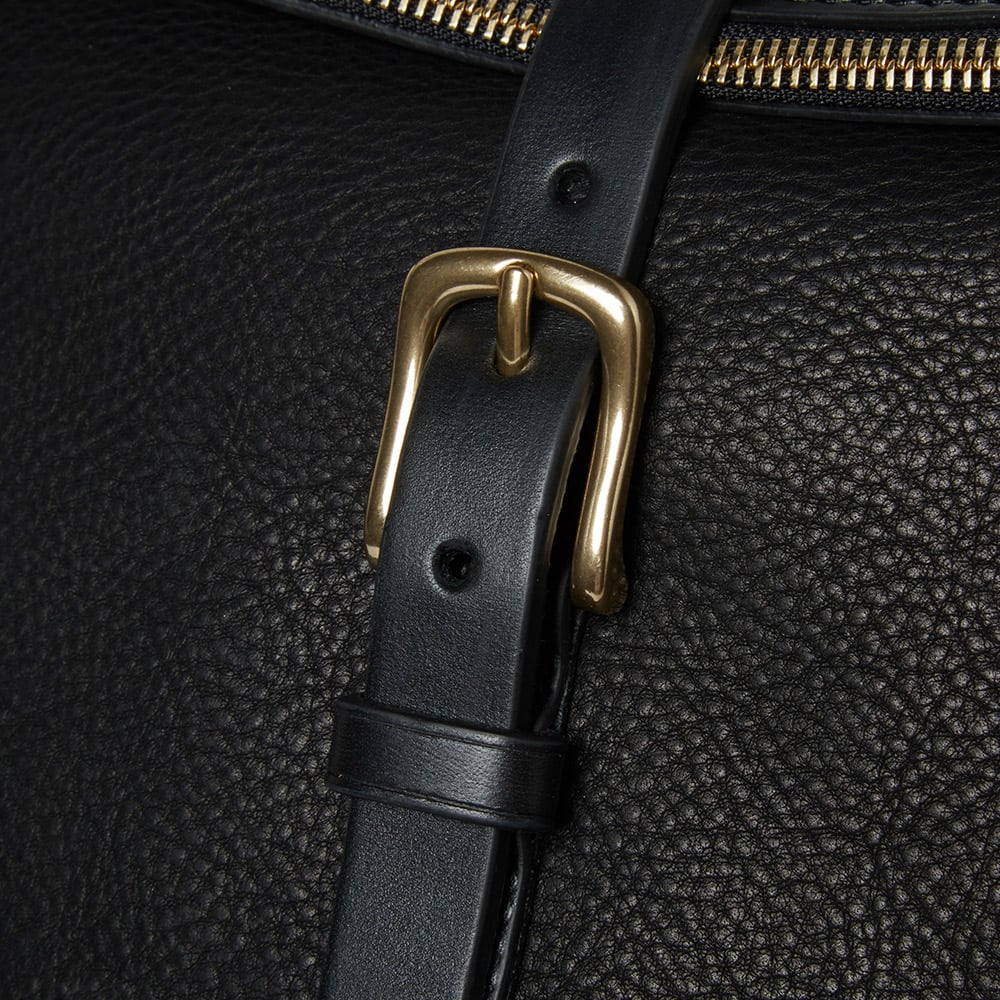 a8a69c8579 Mismo Express Backpack Black Leather | END.