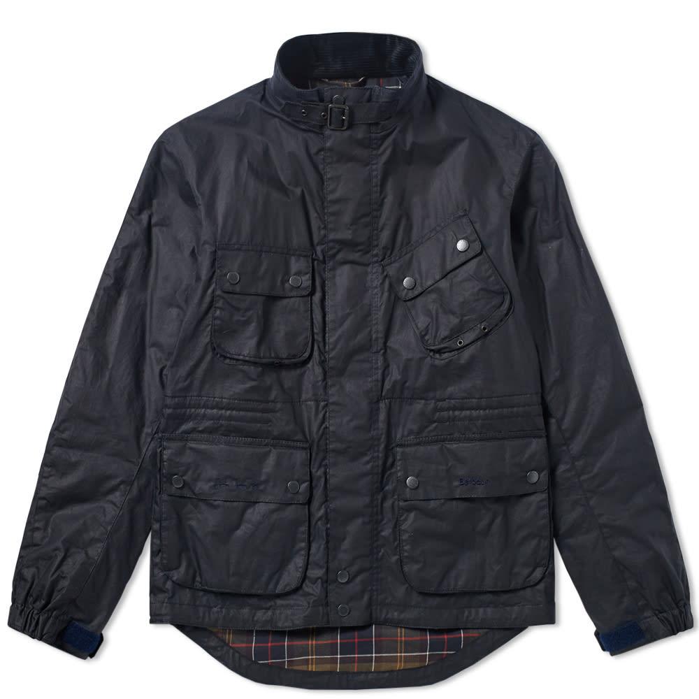 Barbour x Brompton Merton Jacket