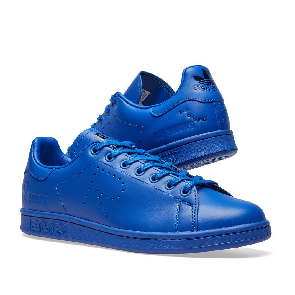 Adidas x Raf Simons Stan Smith Blue