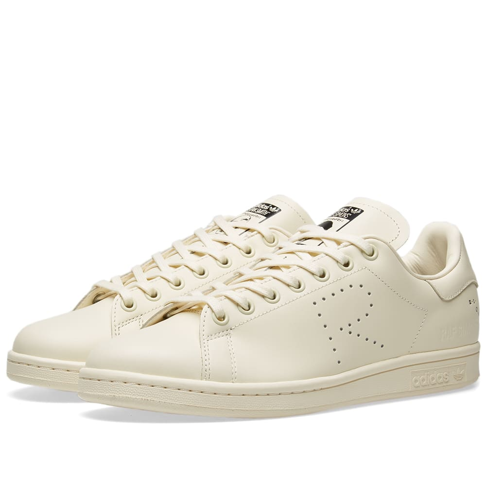 los angeles 97006 b98c3 Adidas x Raf Simons Stan Smith White   Brown   END.