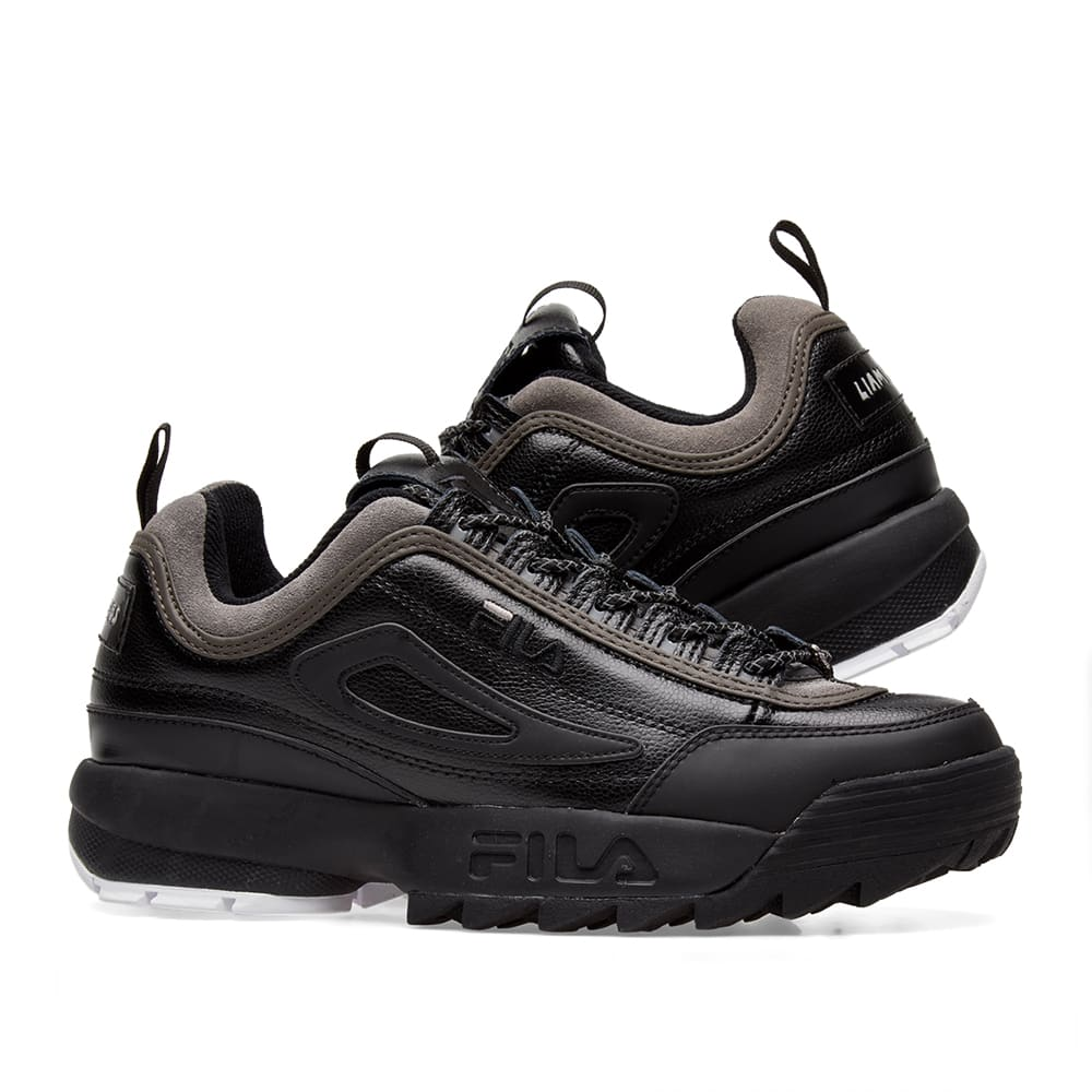 4f9efd48ff6 Liam Hodges x Fila Disruptor II Sneaker
