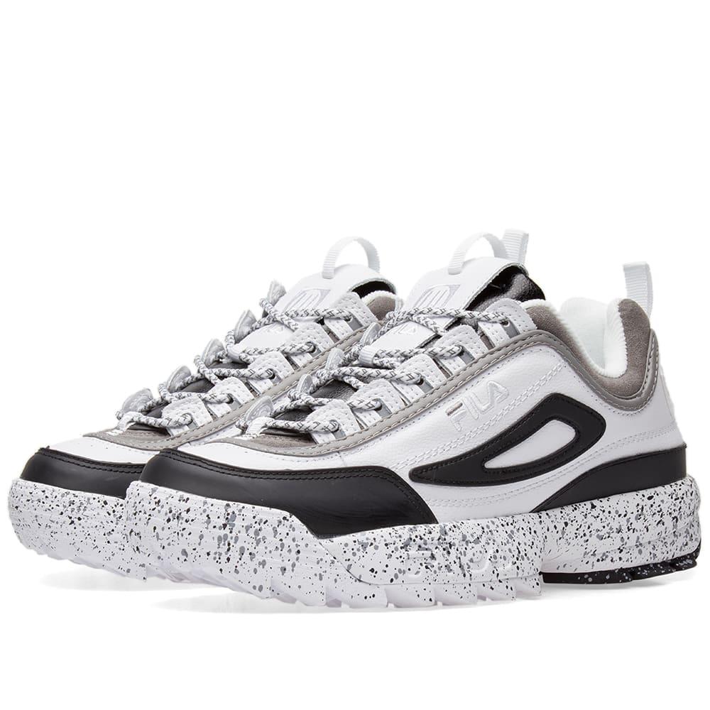 Liam Hodges x Fila Disruptor II Sneaker