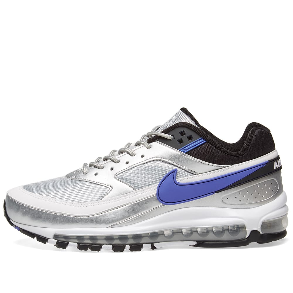 big sale 28ed7 c898c Nike Air Max 97 BW Metalic Silver   END.