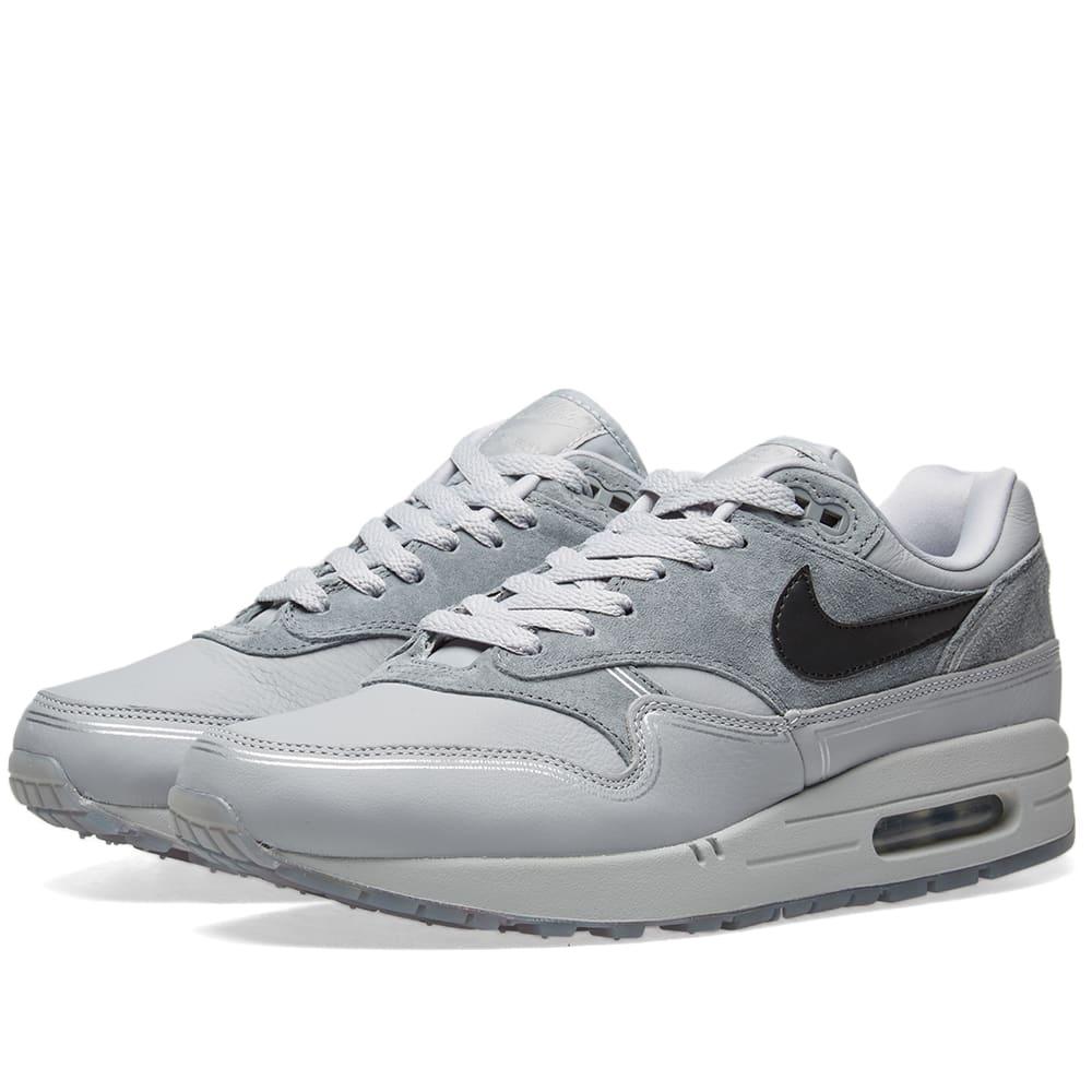 air max 1 grey