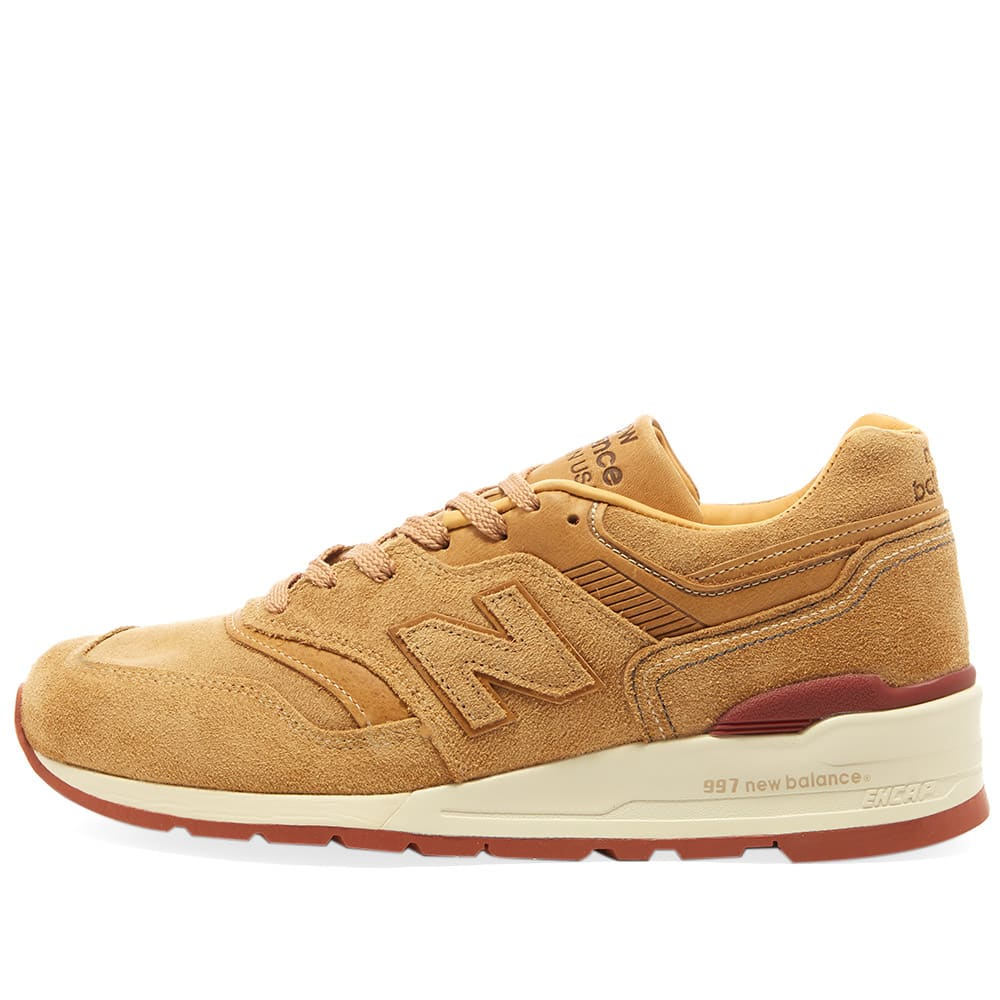 New Balance x Red Wing M997RW Made in the USA