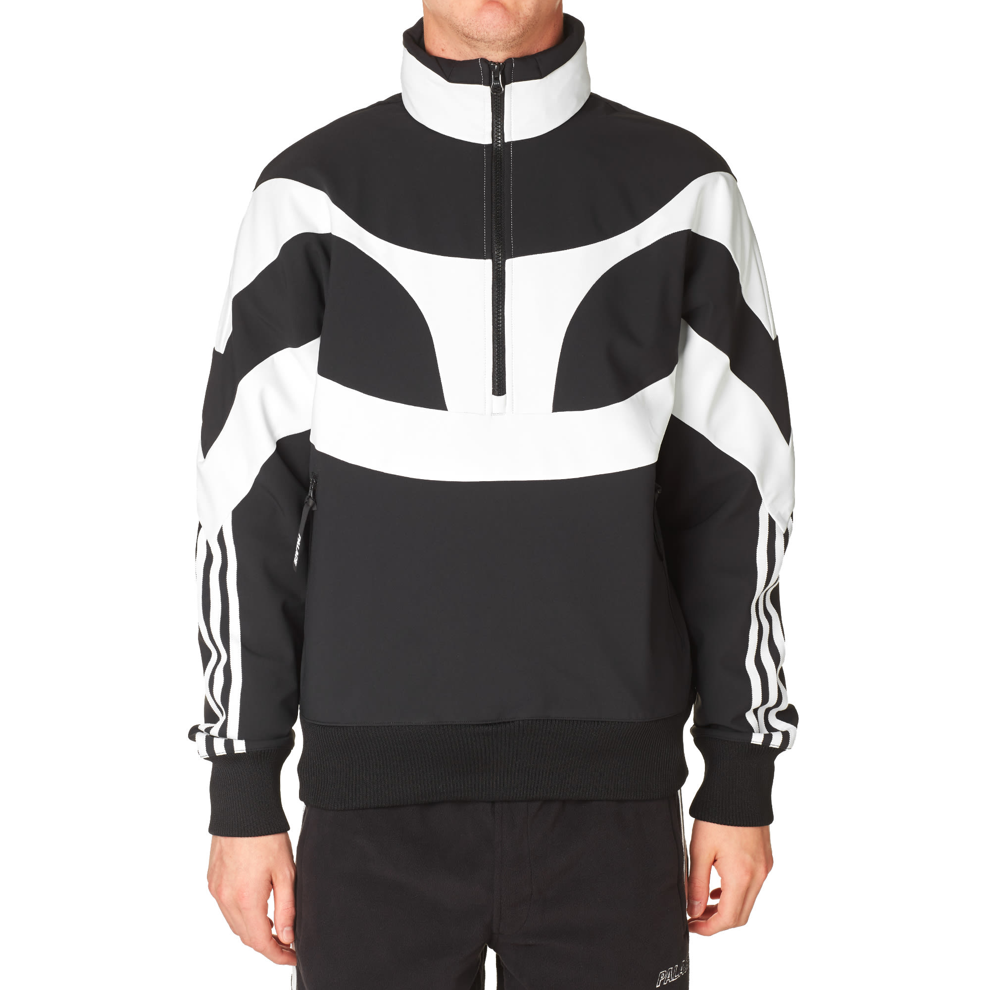 X Adidas Palace Top Zip Half Track Heavyweight dWCxQBore