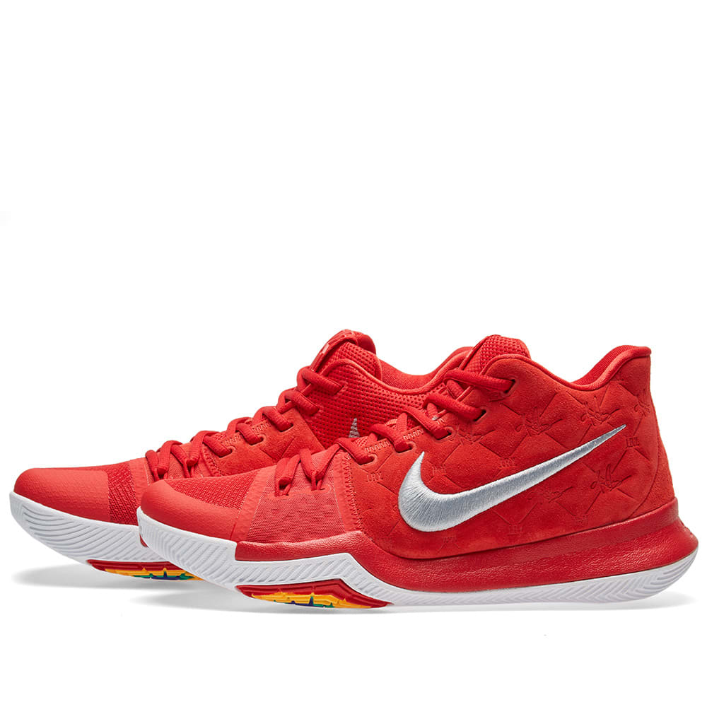 52c78d0220be Nike Kyrie 3 University Red   Wolf Grey