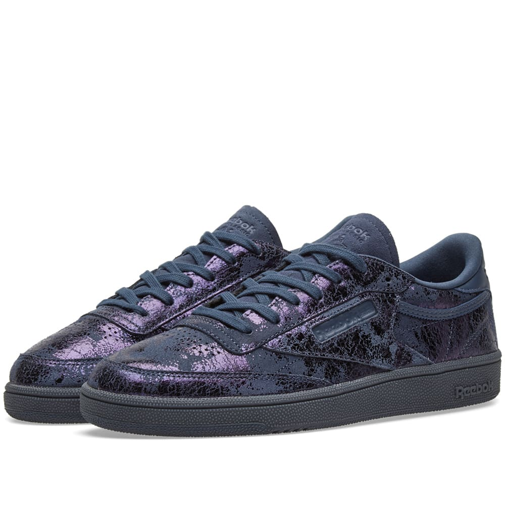 Reebok Club C 85 Hype Metallic W, Blue