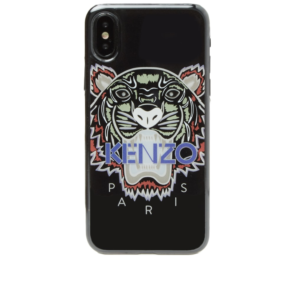separation shoes dcd8f 3d7ad Kenzo iPhone X Tiger Case