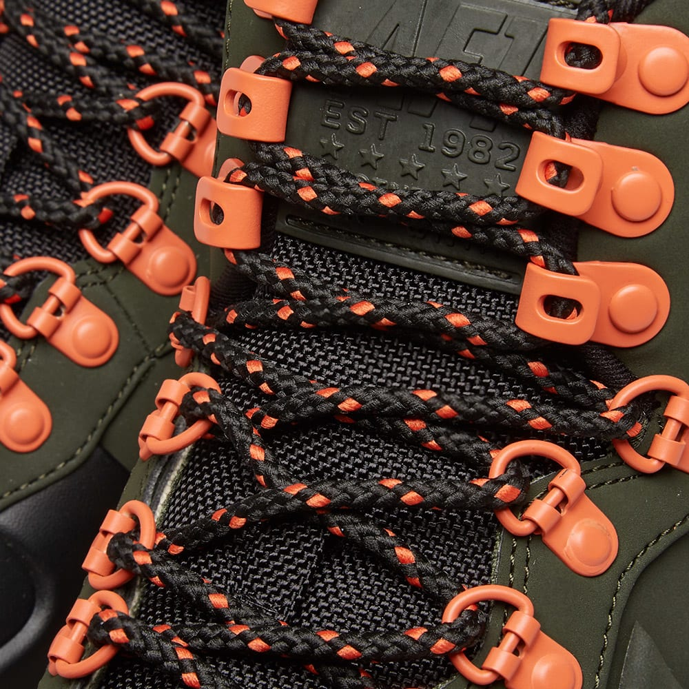 big sale 2cb37 027c7 Nike Lunar Force 1 Duckboot  18 Black, Sequoia, Sail   Brown   END.