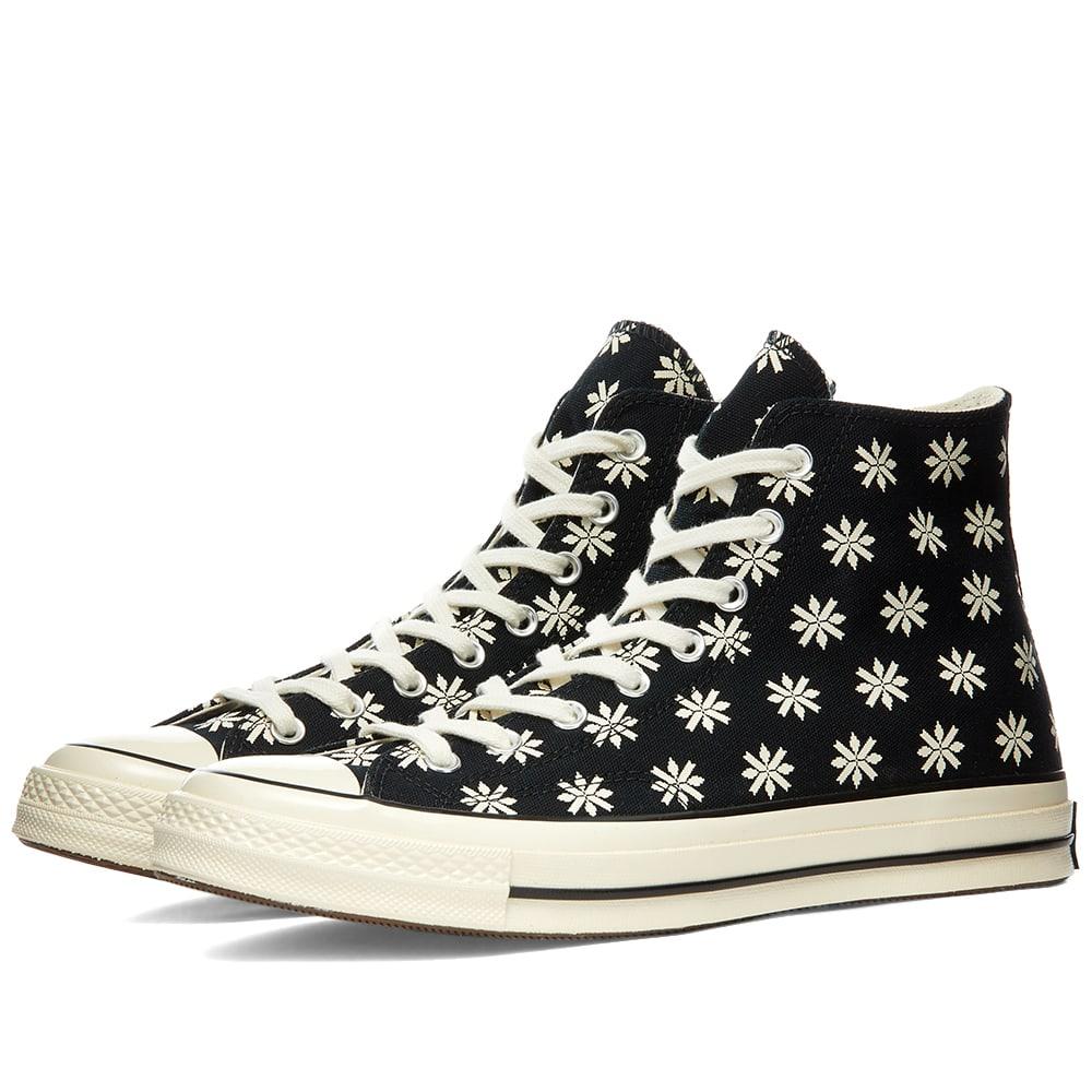 Converse Chuck Taylor 1970s Hi Snowflake