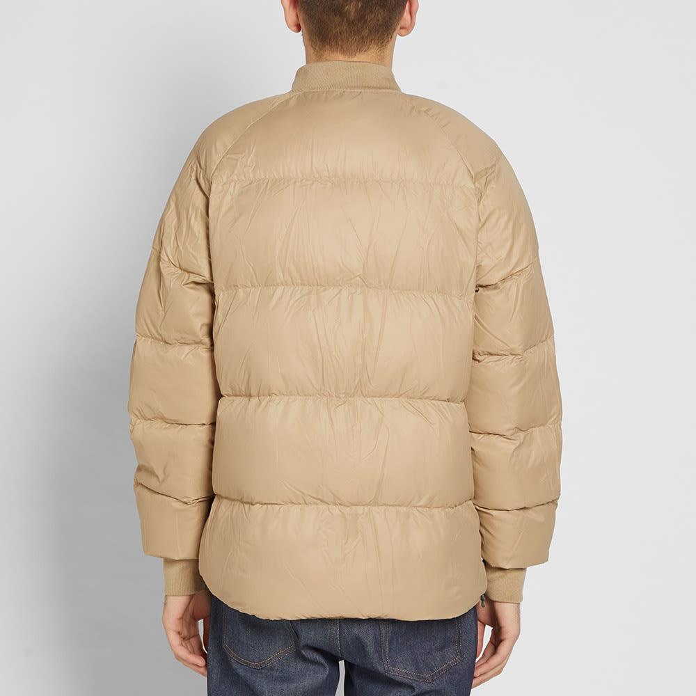 23a0b81007f1a Adidas x Pharrell Williams Reversible SST Winter Jacket Hemp   Multi ...