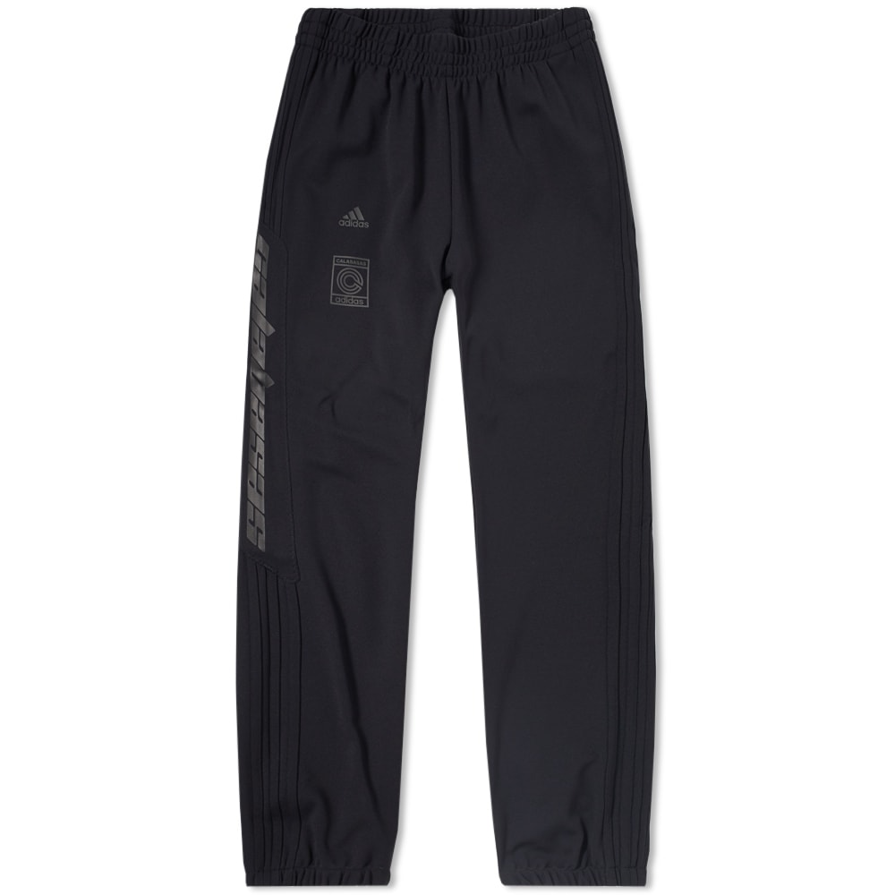 Playful Excellent Deception  Adidas Yeezy Calabasas Track Pant Black | END.
