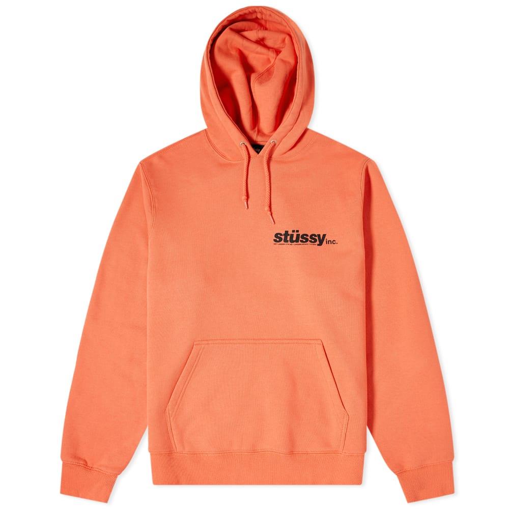 Stussy Italic Hoody by Stussy