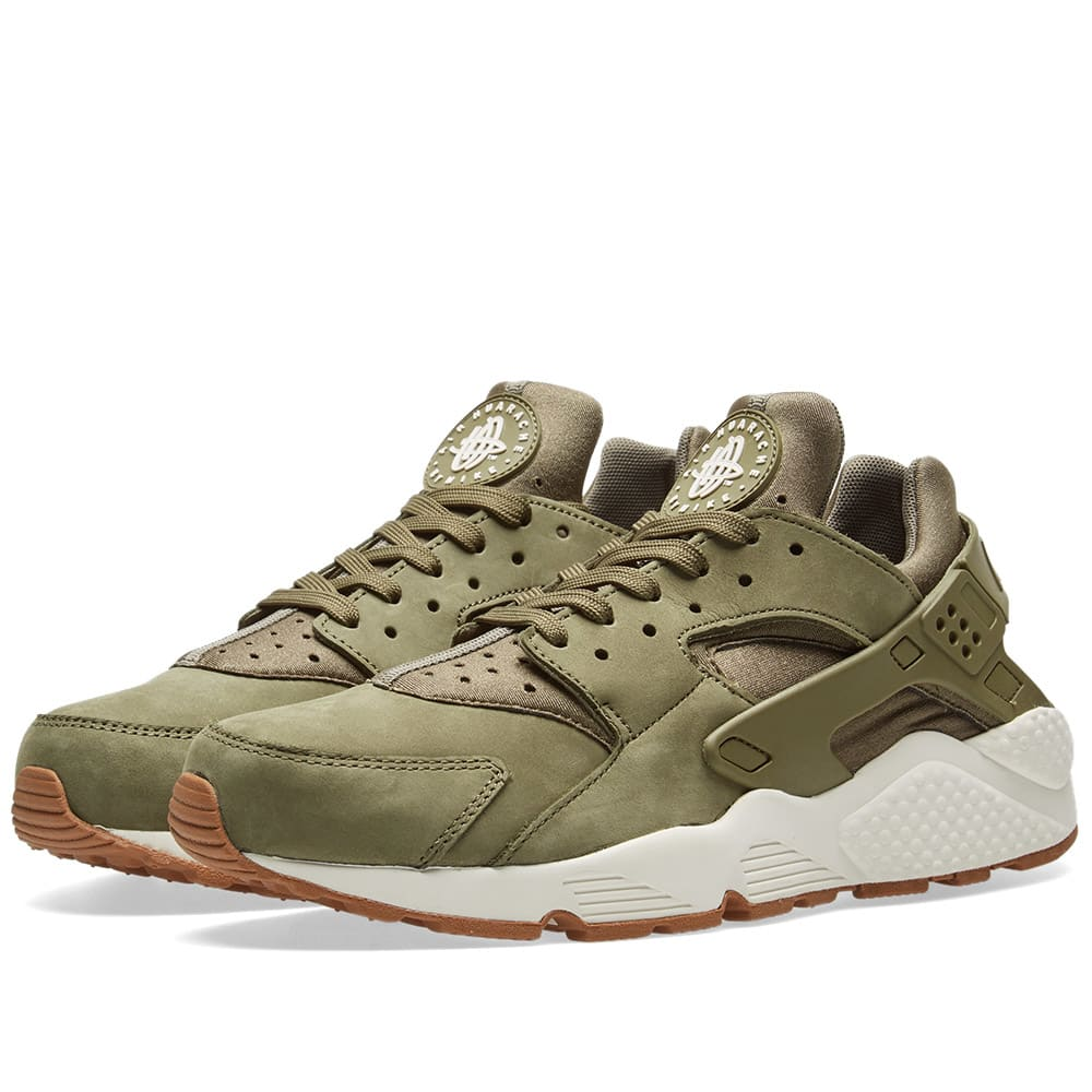 f6e96878cfc Nike Air Huarache Run In Green