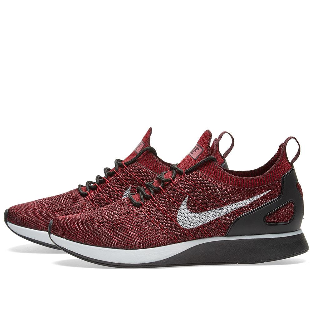 97290de546182 Nike Air Zoom Mariah Flyknit Racer Burgundy