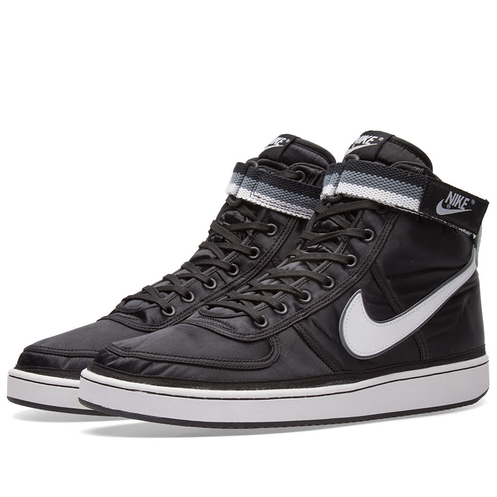 super popular e31aa 99af5 Nike Vandal High Supreme Black, White   Cool Grey   END.