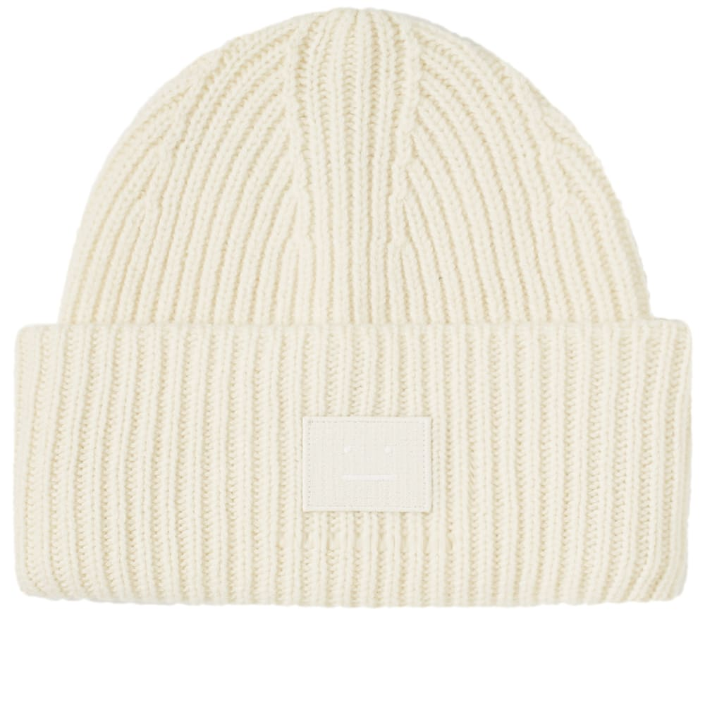 15b02ab71c079 Acne Studios Pansy N Face Beanie Off White