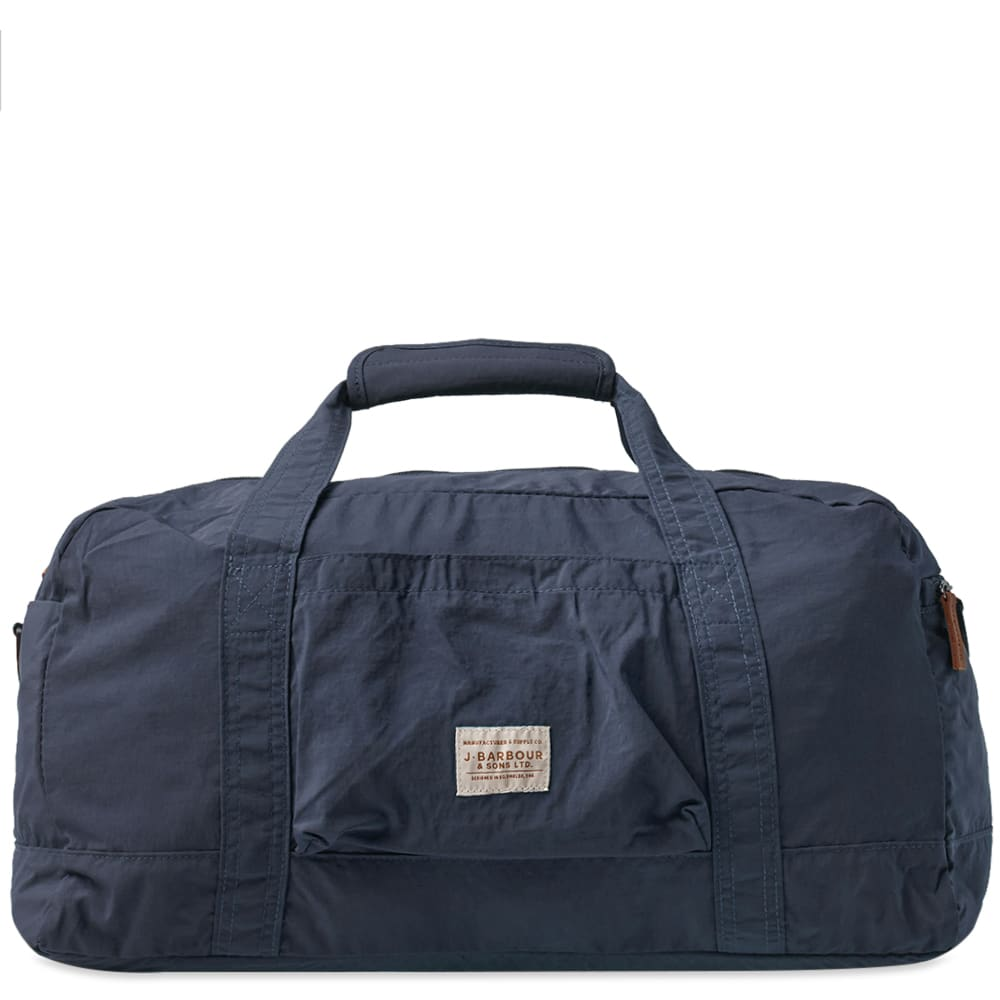 80cd1f84d95 Barbour Banchory Holdall Navy | END.