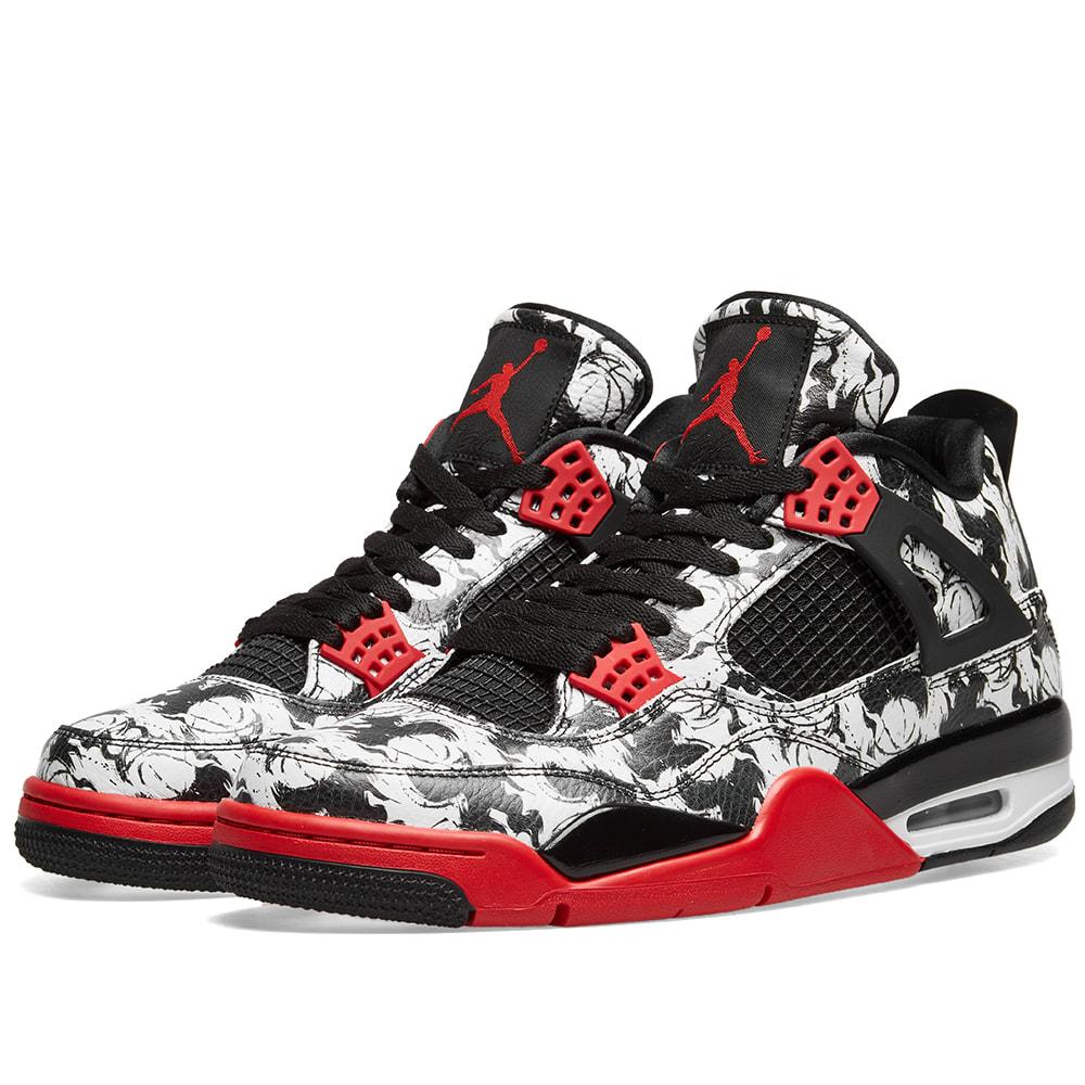 huge discount d51c8 07efd Air Jordan 4 Retro