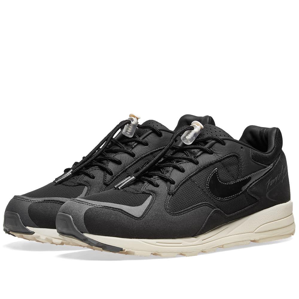 huge discount 802dc 288e3 Nike x Fear Of God Air Skylon II Black   Sail Fossil   END.