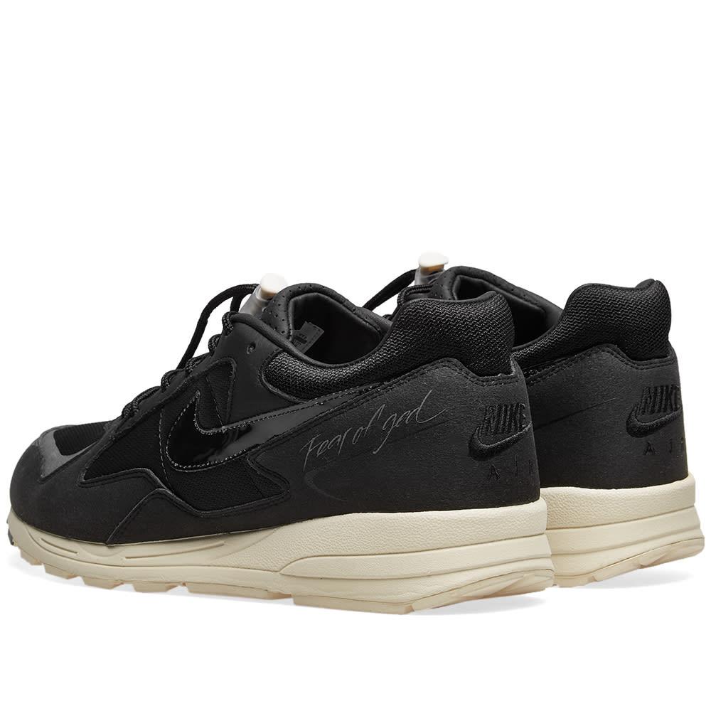 huge discount bdf4c c083f Nike x Fear Of God Air Skylon II Black   Sail Fossil   END.