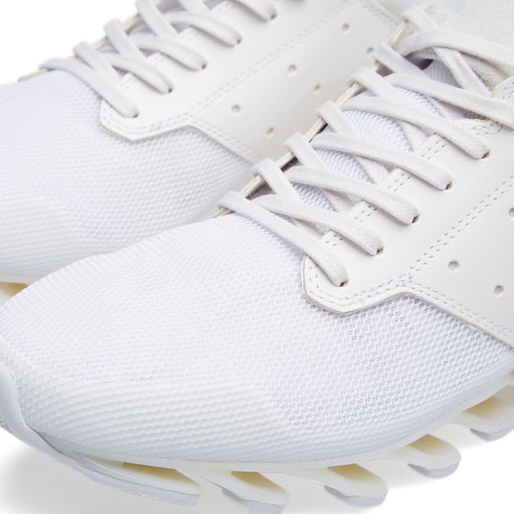 sale retailer 8a795 5c953 Adidas x Rick Owens Springblade Low