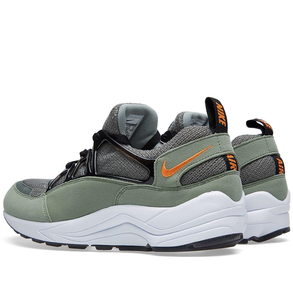 size 40 f6317 37dc5 Nike Air Huarache Light. Jade Stone, Clementine   Black