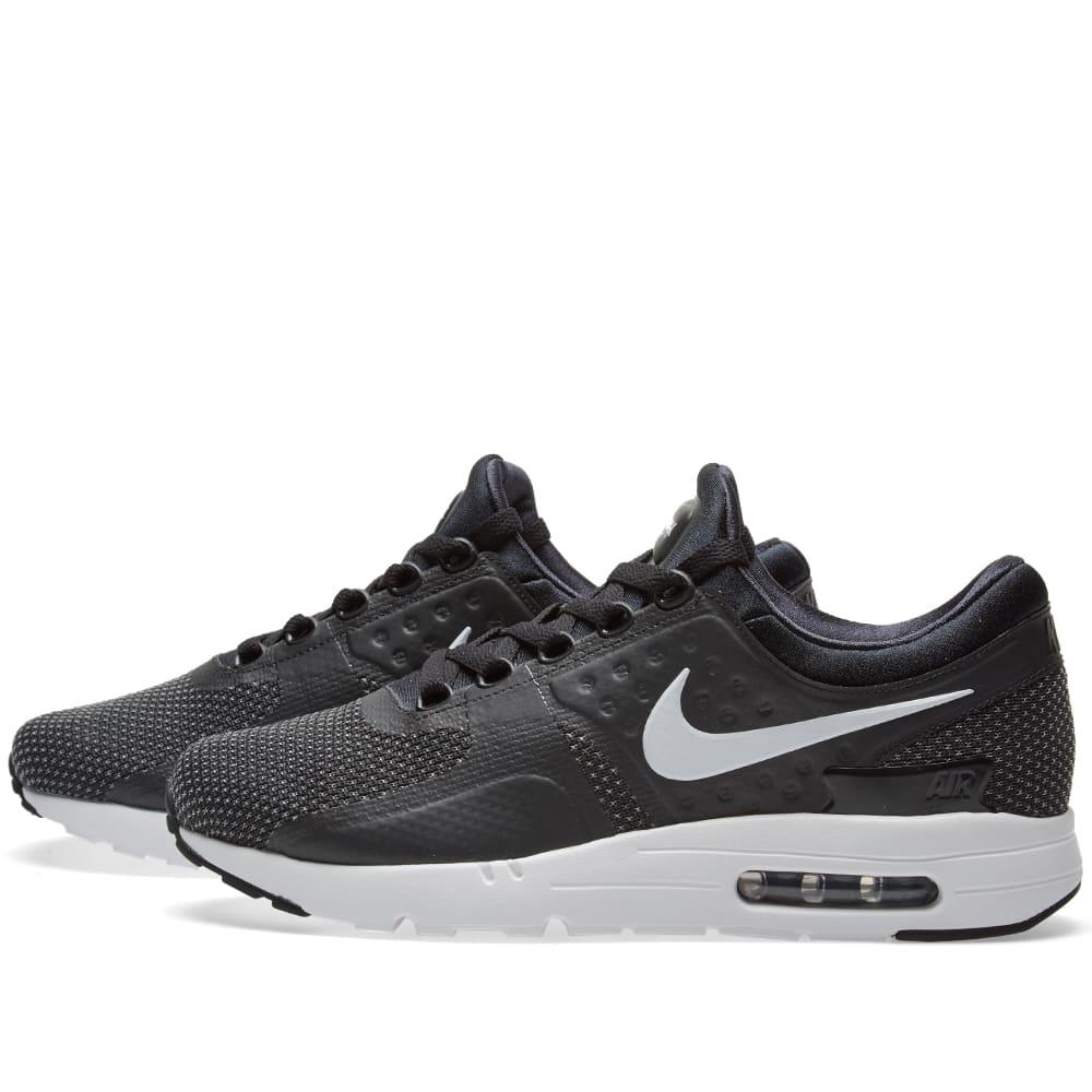 fbd09c6b6a Nike Air Max Zero Essential Black, White & Dark Grey | END.