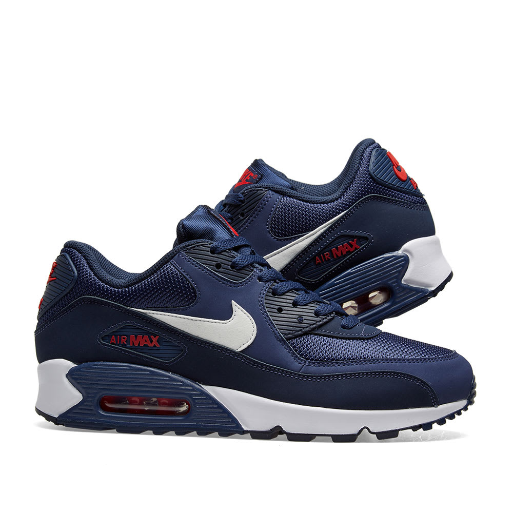 online store 88630 81b90 Nike Air Max 90 Essential. Midnight Navy ...